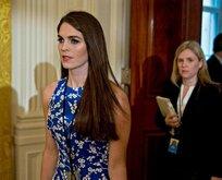 ABD Beyaz Saray İletişim Direktörlüğüne geçici atama