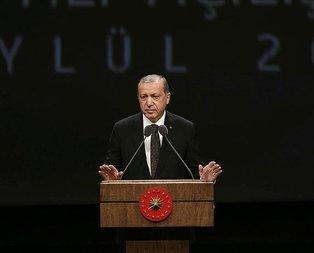 Erdoğan: Seni kim tanıyacak? İsrail diyorsan...