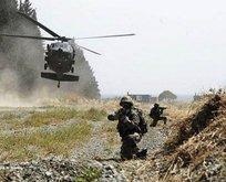PKK'ya vurgun