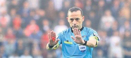 Atletico-Real maçını Cüneyt Çakır yönetecek