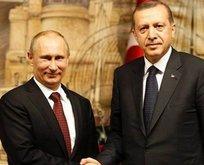 Kremlinden kritik Erdoğan-Putin açıklaması