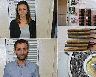 Saldırı hazırlığındaki 12 canlı bomba yakalandı