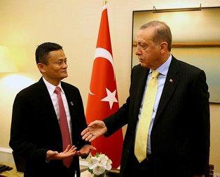 Erdoğandan sürpriz görüşme