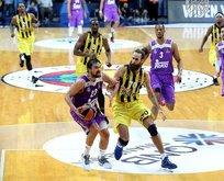 Fenerbahçe Real Madridi son saniyede yıktı
