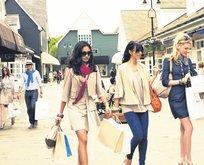 Alışveriş şahane Avrupa turu bedava