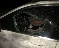 AK Parti İlçe Başkanına çirkin saldırı