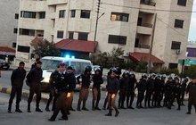 Ürdünde İsrail Büyükelçiliğine silahlı saldırı