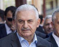 Başbakan'dan Barzani'ye son mesaj
