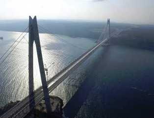 Yavuz Sultan Selim Köprüsü'nün sessiz bir kardeşi var