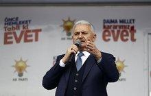 Başbakan'dan Hürriyet'in manşetine tepki!