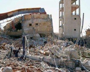 Suriyede hastaneler hedefte