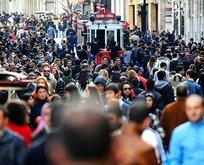 İstanbul'un nüfusu açıklandı