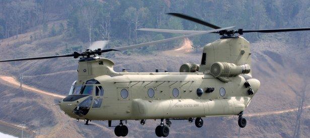 ABD helikopterleri DEAŞlı komutanları tahliye etti iddiası