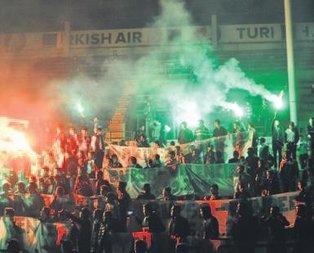 Bursa taraftarından şok arena kararı