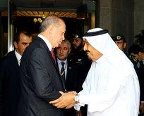 Erdoğan ziyareti kilidi çözdü