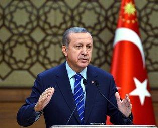 Cumhurbaşkanından Cizre saldırısına tepki