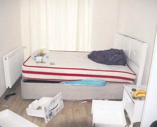 Terörist yatağı