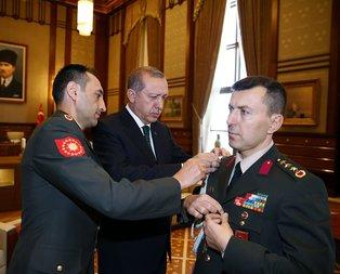 Erdoğandan yaverine çakı testi