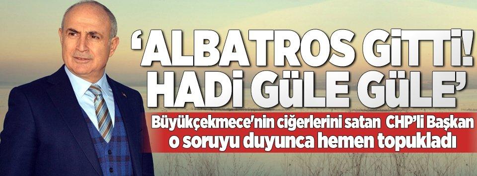 CHPli Belediye Başkanı Akgünden skandal açıklamalar