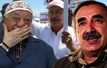 CHPyi FETÖ ve PKK yönlendiriyor