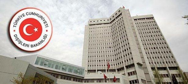Dışişlerinden Türk vatandaşlarına Irak uyarısı