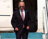 Joe Biden Ankaraya geldi
