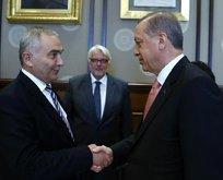 Erdoğan, Romanya ve Polonya Dışişleri Bakanını kabul etti