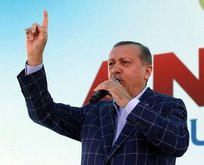Erdoğan: Dünyanın en cömert ülkesiyiz