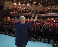 AK Partide referandum seferberliği