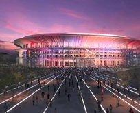 Barcelonanın yeni stadına Türk eli değecek