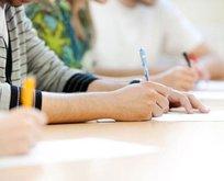 Öğrencilere müjde! Sınav hakkı 1den 4e çıktı
