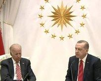 Erdoğandan Cerablus açıklaması