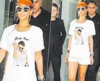 Rihanna'lı Nusret çılgınlığı