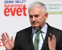 Başbakan: CHP birden kuzu gibi oldu