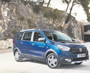 Dacia'yı şimdi al yarısını 2018'de öde!
