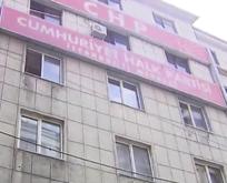 CHP İstanbul İl Merkezine icra geldi