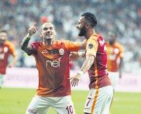 O Sneijder gitti yerine bir başkası geldi