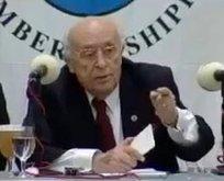 Özal ve Demirel de başkanlık sistemini istemiş
