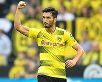 Nuri Şahin, Hamburg maçında yıldızlaştı