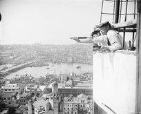 İstanbulun zor zamanlarına ait fotoğraflar