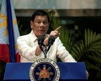 Duterte bu kez ABye küfür etti