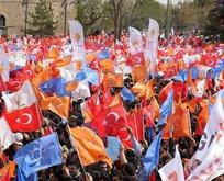 AK Partiden görülmemiş rekor