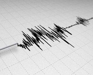 Gemlik'te korkutan deprem