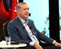 Cumhurbaşkanı Erdoğan Hint televizyonuna konuştu