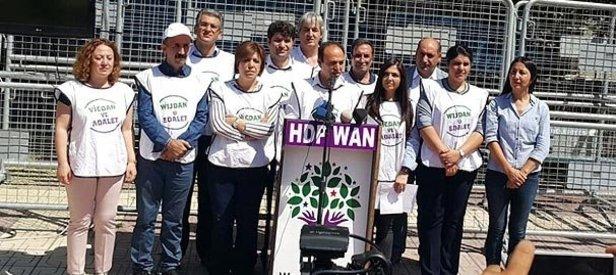 HDP, Vanda mitingcik yaptı!