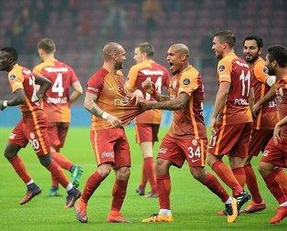Galatasaray Bursayı 3ledi