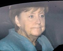 Merkel yıkıldı