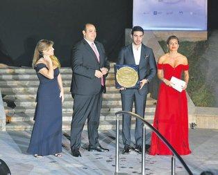 Lazzoni Otel'e turizm ödülü