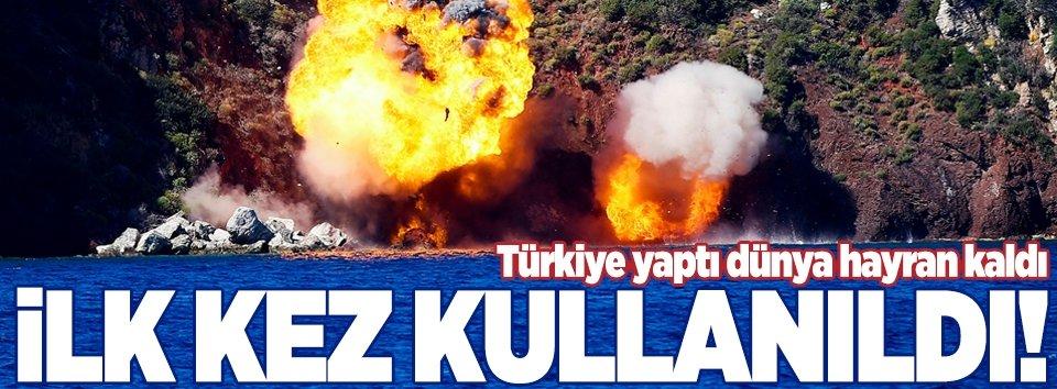 Türkiye yaptı, dünya hayran kaldı