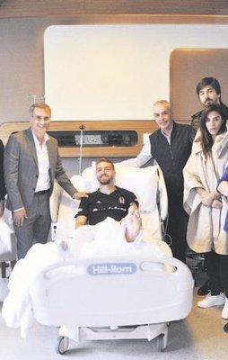 Caner ömür boyu Beşiktaşta